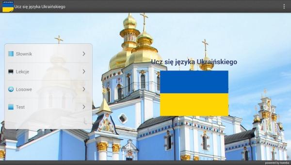 Ukraiński Tablet Smartfon